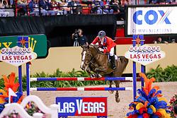Ward Mclain, USA, Sapphire<br /> World Cup Final Jumping - Las Vegas 2007<br /> © Hippo Foto - Dirk Caremans<br /> 20/04/2007