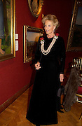 Princess Michael of Kent, Jewels for Life, Royal Gala dinner and auction, in aid of the British Red Cross. Christie's.  1 December 2003. © Copyright Photograph by Dafydd Jones 66 Stockwell Park Rd. London SW9 0DA Tel 020 7733 0108 www.dafjones.com