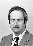 2 September 1981<br /> <br /> John Bruton portrait
