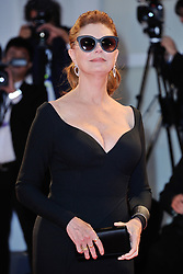 Susan Sarandon attending The Leisure Seeker Premiere during the 74th Venice International Film Festival (Mostra di Venezia) at the Lido, Venice, Italy on September 03, 2017. Photo by Aurore Marechal/ABACAPRESS.COM