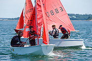 Mirror Europeans at Royal Cork Yacht Club