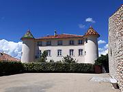 Castle Aiguines South of France