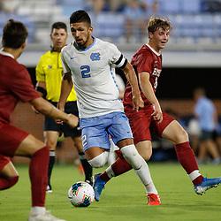 2019-09-06 Harvard at North Carolina soccer