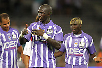 FOOTBALL - FRENCH CHAMPIONSHIP 2010/2011 - L1 - TOULOUSE FC v STADE BRESTOIS - 07/08/2010 - PHOTO ERIC BRETAGNON / DPPI - MOUSA SISSOKO (TFC)