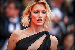Anja Rubik attends the screening of A Hidden Life (Une Vie Cachee) during the 72nd annual Cannes Film Festival on May 19, 2019 in Cannes, France. Photo by Shootpix/ABACAPRESS.COM