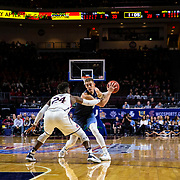 Mar 11 2019  Las Vegas, NV, U.S.A. San Diego Toreros forward Isaiah Pineiro (0) brings the ball up court during the NCAA  West Coast Conference Men's Basketball Tournament semi -final between the San Diego Toreros and the Saint Mary's Gaels 62-69 lost at Orleans Arena Las Vegas, NV.  Thurman James / CSM