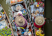 Floating Markets of Southeast Asia