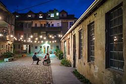 Associação Cultural Vila Flores, no distrito industrial de Porto Alegre. FOTO: Jefferson Bernardes/ Agência Preview