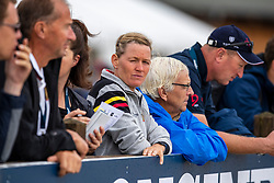 Donckers Karin, Donckers Vic, BEL<br /> European Championship Eventing<br /> Luhmuhlen 2019<br /> © Hippo Foto - Dirk Caremans