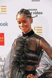 March 30, 2019 - Los Angeles, CA, USA - LOS ANGELES, CA - MAR 29: Letitia Wright attends the 50th NAACP Image Awards Non-Televised Dinner at The Berverly Hilton on March 29 2019 in Beverly Hills CA. Credit: CraSH/imageSPACE/MediaPunch (Credit Image: © Imagespace via ZUMA Wire)