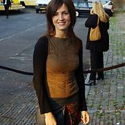 Presentatie magazine Linda., Daphne Bunskoek
