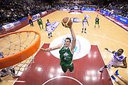 DESCRIZIONE : Milano Coppa Italia Final Eight 2014 Semifinali Enel Brindisi Montepaschi Siena<br /> GIOCATORE : Benjamin Hortner<br /> CATEGORIA : special  schiacciata sequenza<br /> SQUADRA : Enel Brindisi Montepaschi Siena<br /> EVENTO : Beko Coppa Italia Final Eight 2014<br /> GARA : Enel Brindisi Montepaschi Siena<br /> DATA : 08/02/2014<br /> SPORT : Pallacanestro<br /> AUTORE : Agenzia Ciamillo-Castoria/C.De Massis<br /> Galleria : Lega Basket Final Eight Coppa Italia 2014<br /> Fotonotizia : Milano Coppa Italia Final Eight 2014 Semifinali Enel Brindisi Montepaschi Siena<br /> Predefinita :
