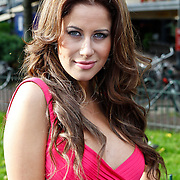 NLD/Amsterdam/20100913 - Verjaardagsfeestje Modemeisjes met een missie, Melissa Sneekes
