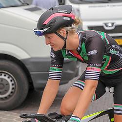 28-08-2018: Wielrennen: Ladies Tour: Arnhem<br />ilona Hoeksma