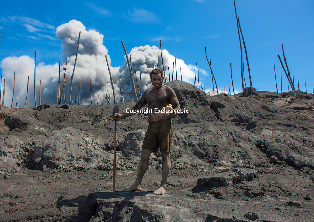 """Living under the volcano in Papua<br /> <br /> September 19, 1994 - An eruption of volcanoes on the opposite side of the harbor entrance devastated the town<br /> of Rabaul, the former capital of East New Britain Island in Papua New Guinea.<br /> Thanks to an early warning, very few people died. Rabaul's town and harbor are craters made after massive explosions of gas, ash, rocks and lava took place about 1400 years ago.<br /> In 1994, the town had to be evacuated because volcanoes Tavurvur, Vulcan and<br /> Rabalankaia erupted. Over 30,000 people left the town itself and a further 50,000 from the surrounding area. Only four people lost their lives from the ash falls. One other was killed by a lightning strike south of Vulcan. This is a remarkably low death toll bearing in mind the potential for a much higher number had an evacuation not taken place in time.<br /> When the volcanoes erupted in 1937, 500 people died.<br /> The rains have soaked up the thick ash that has fallen on houses, and the weight  has collapsed an estimated 80% of the buildings.<br /> There is one hotel under the volcano The """"Rabaul hotel"""" still welcomes tourists. After being severely damaged by fire in 1984 the hotel was rebuilt and reopened in 2005.<br /> All the rooms have a volcano view though you can't see much since the wind blows the ashes towards the hotel. It is an incredible experience. Once in the nice clean room, you feel like you're in a submarine!<br /> Living in and around Rabaul is safe as the volcanoes are quite predictable and<br /> are constantly monitored for the precursors of activity.<br /> The former airport is now under 3 meters of ash. Rabaul Airport was completely destroyed in the 1994 eruption.<br /> The airport was in the direct path of the falling ash. Nobody knows why they built it at the foot of the volcano, since there has been a history of eruptions.<br /> Some people still live in the volcano area as they do not have enough money to leave their homes. All day l"""