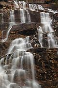 Morrell Falls, Montana.