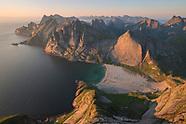 Lofoten Islands Summer 2017