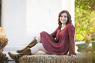 Girls Senior Portrait by Kristina Cilia Photography in Vacaville