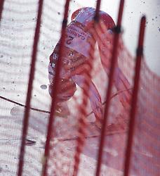 11.03.2010, Kandahar Strecke Damen, Garmisch Partenkirchen, GER, FIS Worldcup Alpin Ski, Garmisch, Lady Giant Slalom, im Bild Sturz von Goergl Elisabeth, ( AUT, #23 ), Ski Head, EXPA Pictures © 2010, PhotoCredit: EXPA/ M. Gunn / SPORTIDA PHOTO AGENCY