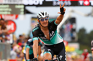 Marcus Burghardt (GER - Bora - Hansgrohe) during the 105th Tour de France 2018, Stage 13, Bourg d'Oisans - Valence (169,5 km) on July 20th, 2018 - Photo Luca Bettini / BettiniPhoto / ProSportsImages / DPPI