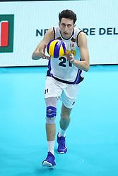 ALBERTO POLO (ITALIA)<br /> ITALIA - ARGENTINA<br /> PALLAVOLO VNL VOLLEYBALL NATIONS LEAGUE 2019<br /> MILANO 22-06-2019<br /> FOTO GALBIATI -  RUBIN