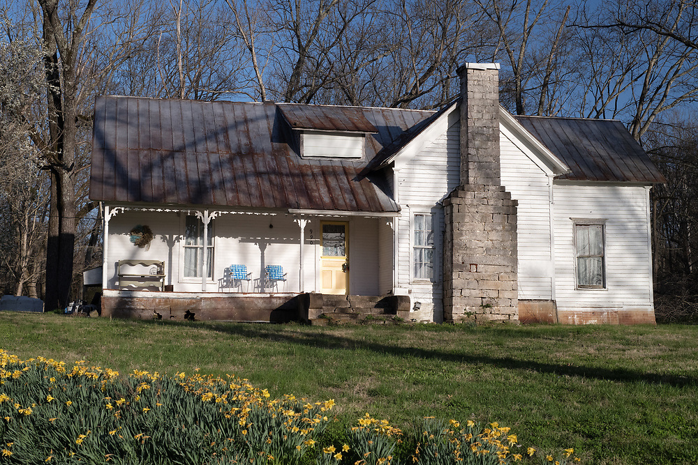 An older Tennessee home.