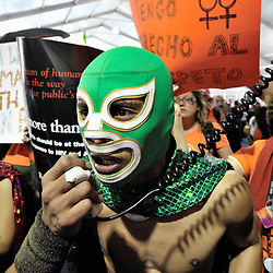 AIDS Conference in Mexico City