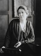 Miss Dorothy Bennett, England, UK, 1921