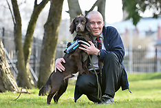 Charity rolls out new canine companions for army veterans   Glasgow   22 February 2018