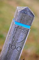 ZANDVOORT - Kennemer Golf & Country Club. 100meter paaltje. tgv lustrum  COPYRIGHT KOEN SUYK