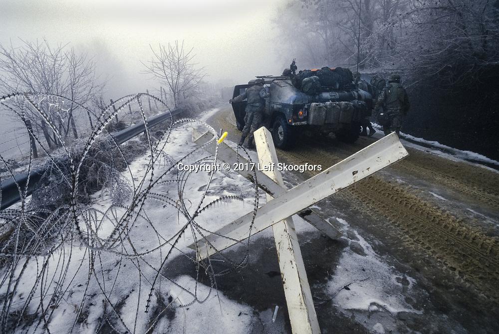 US Army in Bosnia,