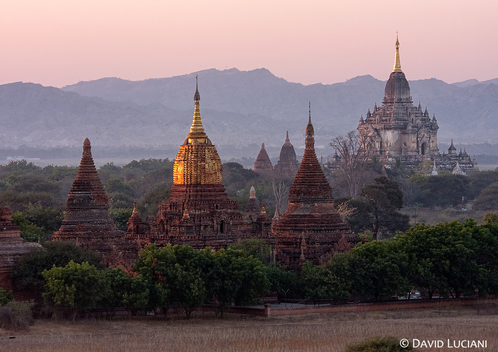 """According to """"Wikipedia"""" - In the 12th and 13th centuries, Bagan became a truly cosmopolitan centre of Buddhist studies, attracting monks and students from as far as India, Sri Lanka as well as the Thai and Khmer kingdoms. Among many other works, Aggavamsa's influential Saddani-ti, a grammar of the language of the Tipitaka, would be completed there in 1154. In 1287, the kingdom fell to the Mongols, after refusing to pay tribute to Kublai Khan. Abandoned by the Burmese king and perhaps sacked by the Mongols, the city declined as a political centre, but continued to flourish as a place of Buddhist scholarship."""