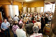 Spring Valley Vineyard wine Distributer meeting