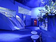 Ford blu bar, Paris Motor Show. Client: Ford/4Impact