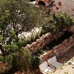 Collette Dinnigan's villa in Puglia. Ostuni, Italia. September 28, 2019.
