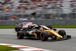 June 9, 2017 - Montreal, Canada - Motorsports: FIA Formula One World Championship 2017, Grand Prix of Canada,.#27 Nico Hulkenberg (GER, Renault Sport F1 Team) (Credit Image: © Hoch Zwei via ZUMA Wire)
