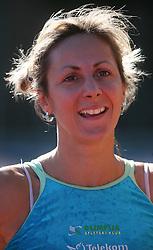 Alenka Bikar at Athletic National Championship of Slovenia, on July 19, 2008, in Stadium Poljane, Maribor, Slovenia. (Photo by Vid Ponikvar / Sportal Images).