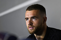 Football - 2018 / 2019 EFL Carabao Cup (League Cup) - Third Round: Millwall vs. Fulham<br /> <br /> Fulham's Calum Chambers, at The Den.<br /> <br /> COLORSPORT/ASHLEY WESTERN