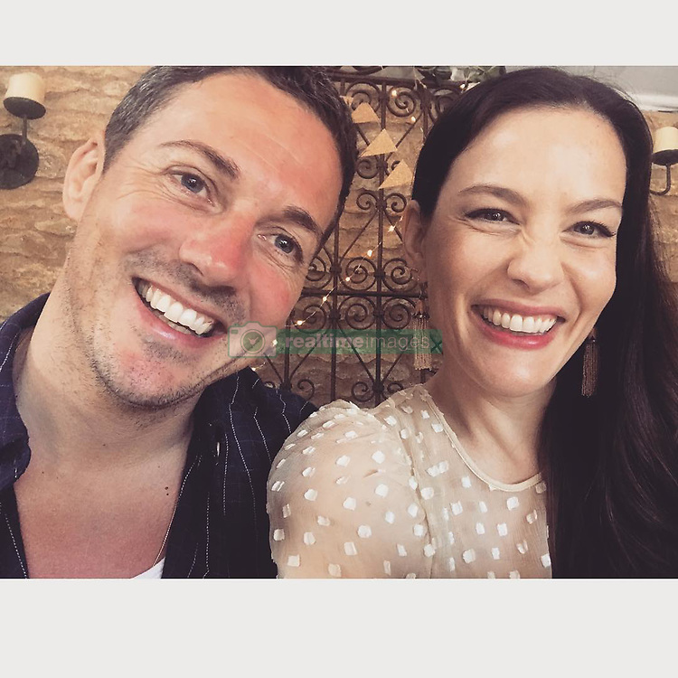 """Liv Tyler releases a photo on Instagram with the following caption: """"\ud83d\udc97 my love thank you for the most wonderful birthday weekend ever !!!!! \ud83d\udc97 so happy. So grateful!!!!\ud83d\udc97\ud83d\udc97\ud83d\udc97\ud83d\udc97\ud83d\udc97 @davidgardner"""". Photo Credit: Instagram *** No USA Distribution *** For Editorial Use Only *** Not to be Published in Books or Photo Books ***  Please note: Fees charged by the agency are for the agency's services only, and do not, nor are they intended to, convey to the user any ownership of Copyright or License in the material. The agency does not claim any ownership including but not limited to Copyright or License in the attached material. By publishing this material you expressly agree to indemnify and to hold the agency and its directors, shareholders and employees harmless from any loss, claims, damages, demands, expenses (including legal fees), or any causes of action or allegation against the agency arising out of or connected in any way with publication of the material."""