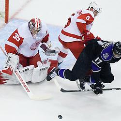 20110228: USA, NHL, Los Angeles Kings vs Detroit Red Wings