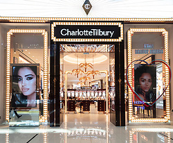 Charlotte Tilbury store in Dubai Mall, UAE, United Arab Emirates