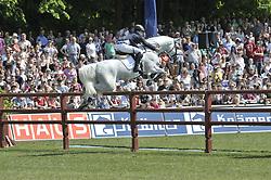 , Hamburger Spring und Dressur Derby 17. - 20.05.2012, C-Trenton Z - Köhlbrandt, Torben