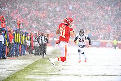 Dec 15, 2019; Kansas City, MO, USA; during the second half at Arrowhead Stadium. Mandatory Credit: Denny Medley-USA TODAY Sports
