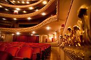 Porto Alegre_RS, Brasil.<br /> <br /> Theatro Sao Pedro. Na foto sala de espetaculos.<br /> <br /> Sao Pedro theater. In the photo spectacles room.<br /> <br /> Foto: LUIZ FELIPE FERNANDES / NITRO