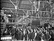 09/02/1955<br /> 02/09/1955<br /> 9 February 1955<br /> <br /> Lincoln and Nolan Ltd., Merchants Quay, Announcing Pension Scheme