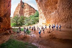 20210911 ESP: BvdGF hike challenge day 3, Las Médulas