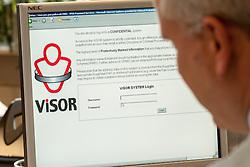 Visor - the Police violent and sex offenders register. UK