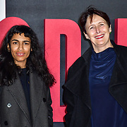 Fiona Shaw Arrivers at World Premiere of The Good Liar on 28 October 2019, at the BFI Southbank, London, UK.