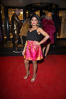 Haiesha Mistry at the Broadcast Awards, Grosvenor Hotel London. 05.02.20