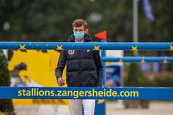 Clemens Pieter, BEL<br /> Belgisch Kampioenschap Jumping  <br /> Lanaken 2020<br /> © Hippo Foto - Dirk Caremans<br /> 03/09/2020